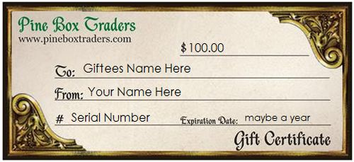 Pine Box Traders